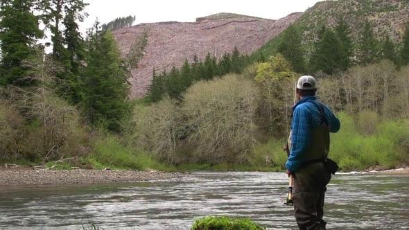 Siletz river native fish society for Siletz river fishing report